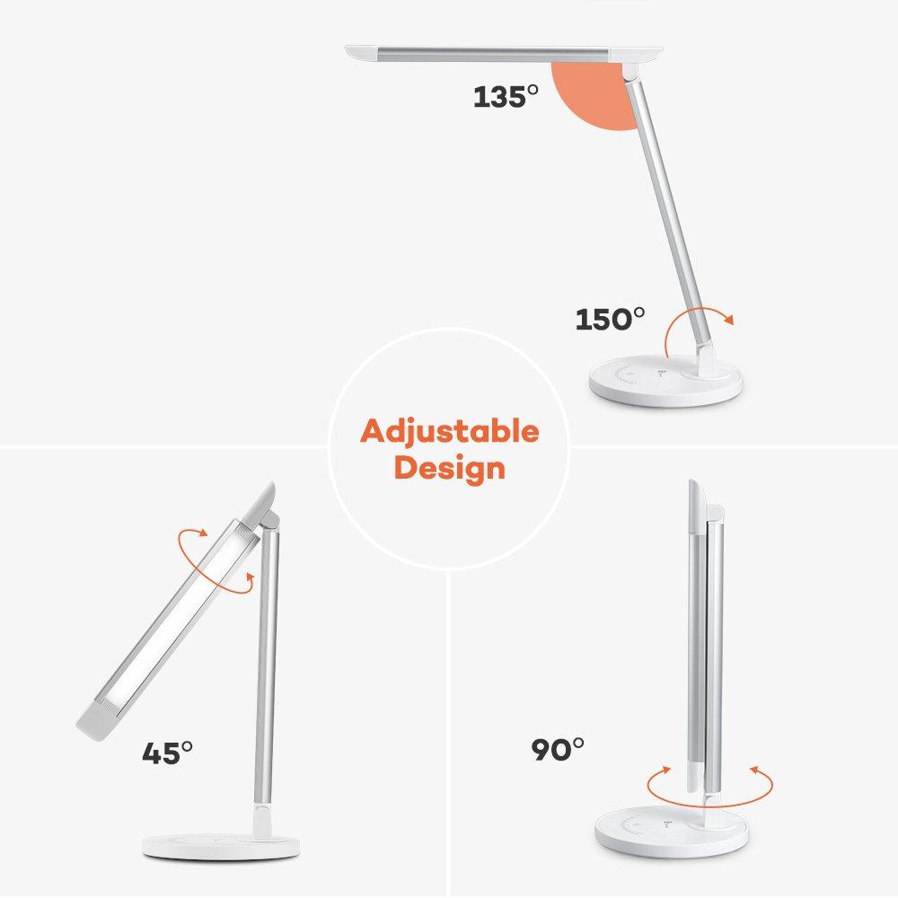 Galleon Taotronics Led Desk Lamp Eye Caring Table Lamps