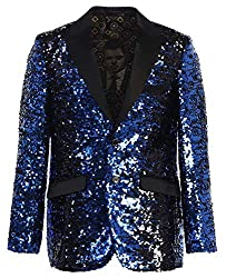 Men's Premium Sequin Blazers