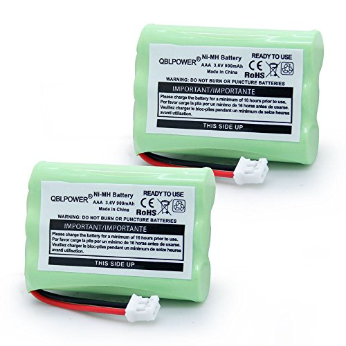 QBLPOWER MBP33 MBP36 Battery Compatible with Motorola Baby M