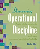 Discovering Operational Discipline Participant Book Packet Of 5, Walter, Robert, 0874256585