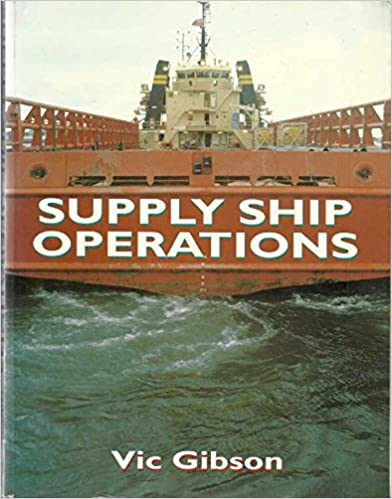 Book Supply Ship Operations
