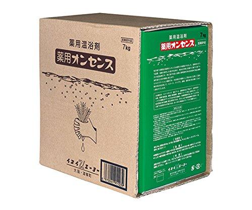 乾卯栄養化学7-2536-02入浴剤(薬用オンセンス)7kg   B07BD2R1L5