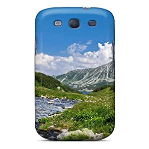 New Style Cases Covers SEo4972FUkS A Stream In The Valley Compatible With Galaxy S3 Protection Cases