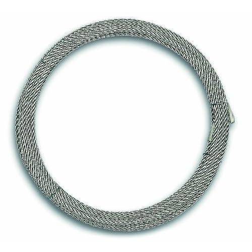 Chapuis QL310 Câble levage acier galvanise 120 kg D 3 mm L 10 m