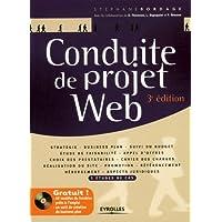 Conduite de projet Web (1Cédérom)