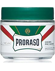 Proraso Pre-Shave Cream, Refreshing and Toning, 3.6 oz