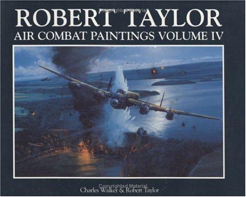 (Air Combat Paintings, Vol. 4)