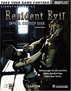 Resident EvilTM Official Strategy Guide For GameCube Bradygames Signature Series