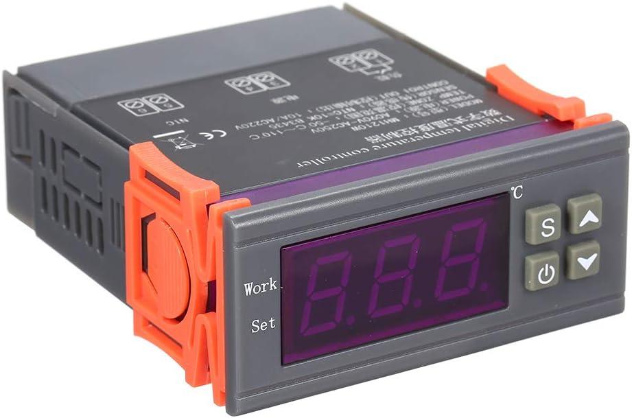 MH-1210W Intelligent Microcomputer Digital Temperature Controller with Sensor