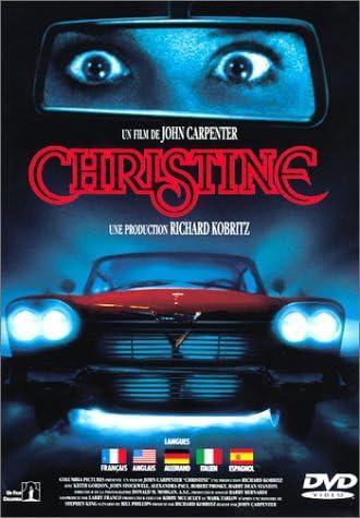 Christine Amazon Co Uk Keith Gordon Roberts Blossom Christine Belford John Carpenter Dvd Blu Ray