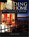 Building Your Home, Carol Smith, 0867186046