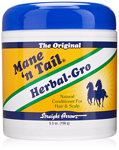 Tails Pomade (Mane N Tail Herbal-Gro Pomade, 5.5 Ounce)