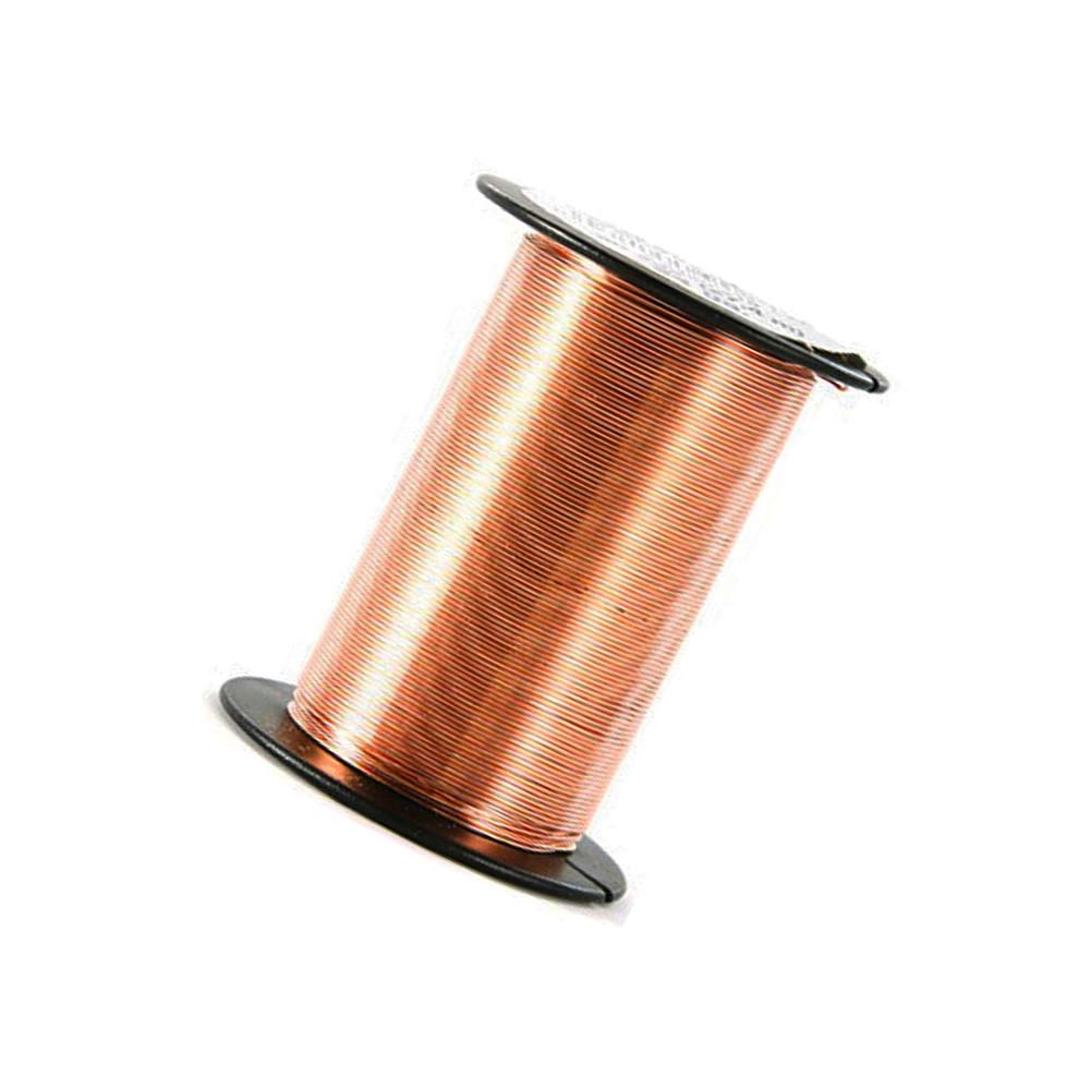 Beadery 24 Gauge Wire 25 Yards//Pkg-Copper