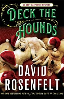 Book Cover: Deck the Hounds: An Andy Carpenter Mystery