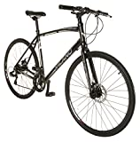 Vilano Diverse 3.0 Performance Hybrid Road Bike 24 Speed Shimano Disc...