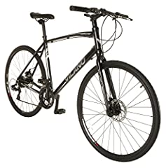 The Vilano Diverse 3.0 Performance Hybrid 24 speed bike is great for the commute, group rides, and weekend fun! It features a 6061 aluminum frame and fork. Disc brakes provide plenty of control and stopping power in inclement weather. ...