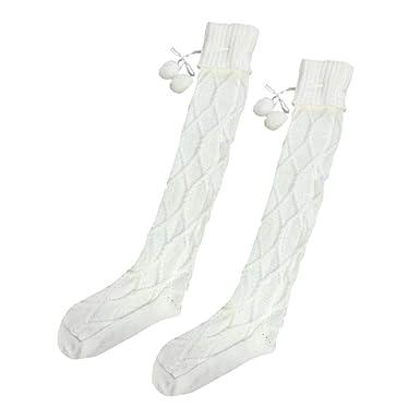 Winter Girls Ladies Women Socks Thigh High Over the Knee Socks Long Cotton Warm Sock Popular