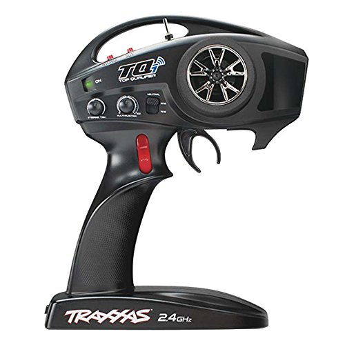 Traxxas 6507X TQI TX 4-Channel with 5-Channel RX with TRA Link Wireless Module Vehicle (Wireless Link Module)