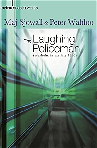 book cover of The Laughing Policeman