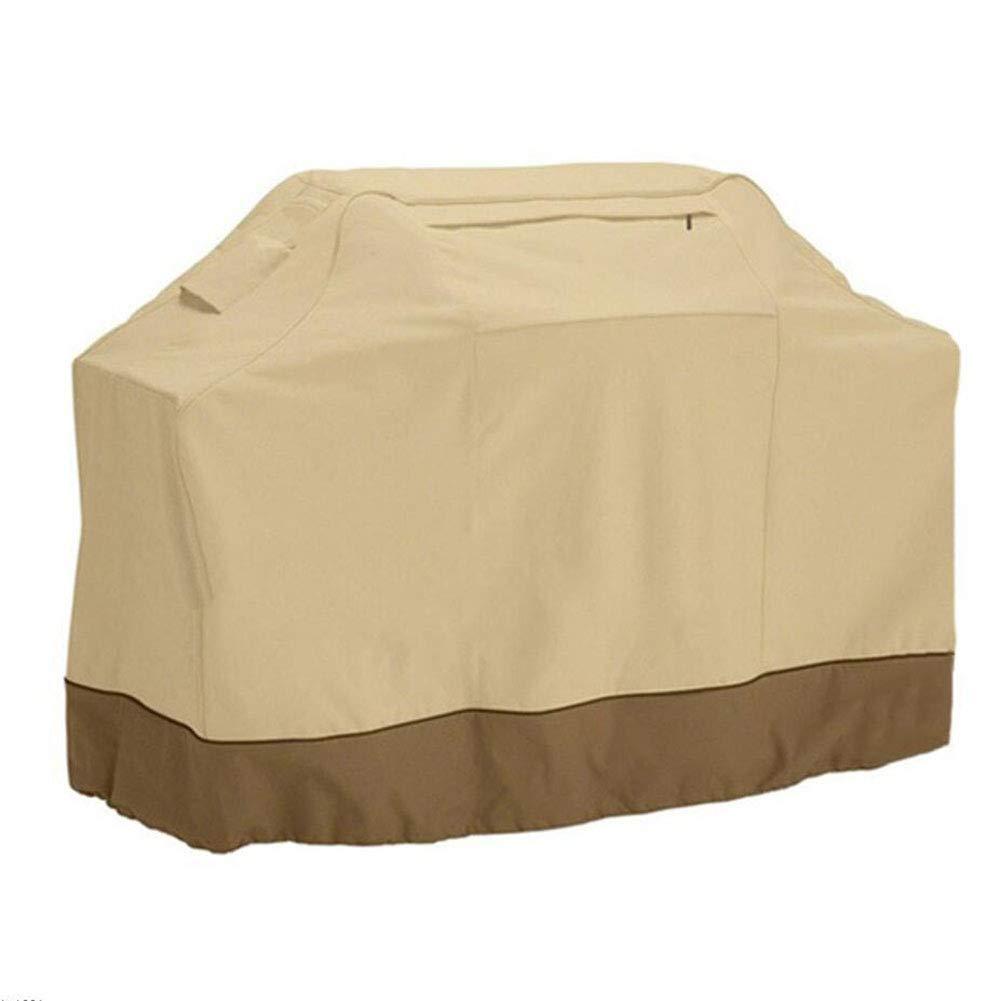 WCS Oxford-Tuch-Gartenmöbel im Freien wasserdichter Staubschutz-Gartentisch und Stühle Balkon-hölzerner Rahmen-Planen-Sonnenschutz-Abdeckung einfach zu faltendes Gelb verfügbar in einer Vielzahl von G
