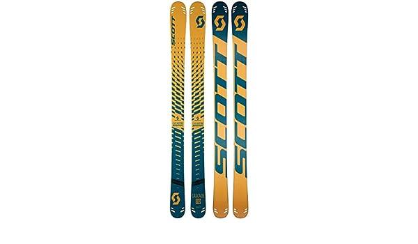 Hombre Esquí Scott Cascade 110 183 2018 Esquí, a version, talla ...