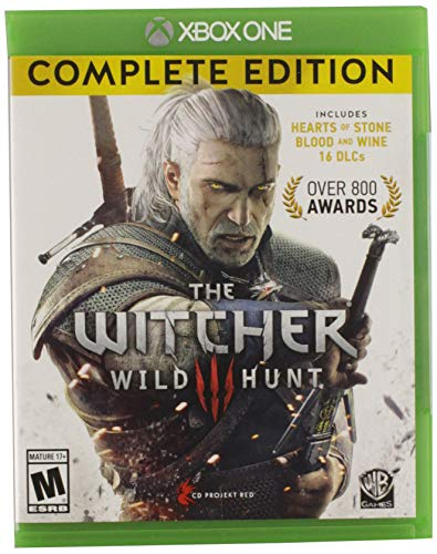 The Witcher 3 Game of the Year Edition (Xbox One) (The Witcher 2 Assassins Of Kings Enhanced Edition)