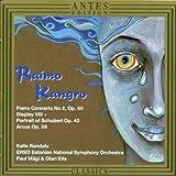 Kangro: Piano Concerto No. 2, Op. 60 / Display VIII: Portrait of Schubert, Op. 42 / Arcus, Op. 59 by Kalle Randalu (2001-10-30)