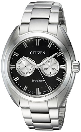 Citizen-Mens-Dress-Quartz-Stainless-Steel-Casual-Watch-ColorSilver-Toned-Model-BU4010-56E