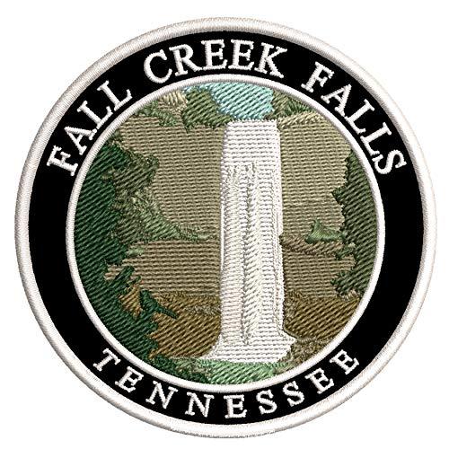 Explore Fall Creek Falls Tennessee 3.5