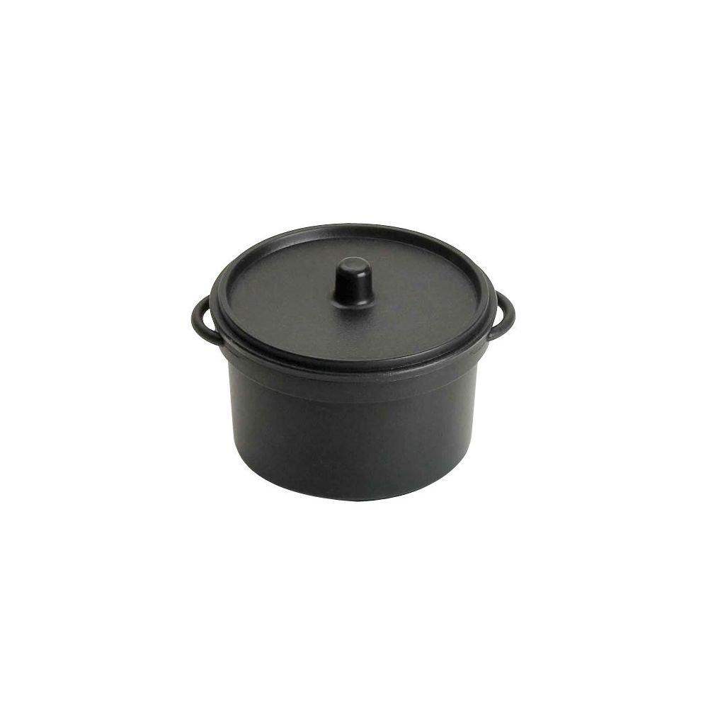 EMI Yoshi emi-620ブラック2.7 Oz Micro Cooking Pot – 100 / CS B00UG0WY6C