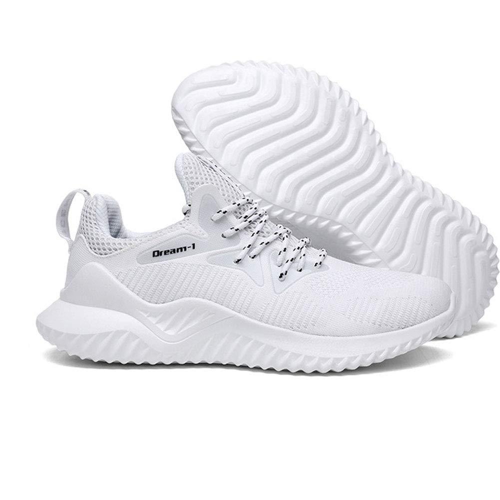 XIGUAFR Chaussure de Sport en Plein Air pour Homme de Toile Respirant L/éger Chaussure Multisport a Lacet Basket Marche Antid/érapant