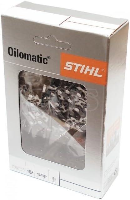 Stihl 36160000050–Cadena para sierra (3/8pulgadas, 1,3mm 50GL 35cm Espada Picco Super PS