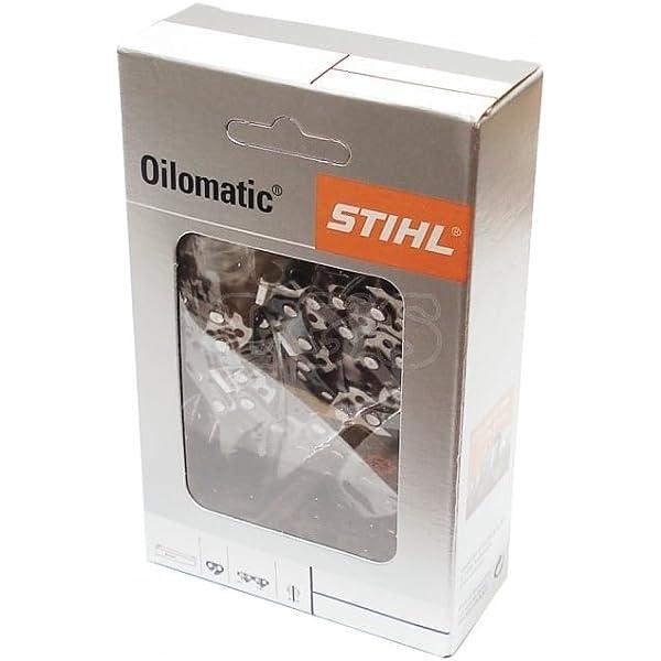 "halbmeißel 3//8/""pm 50tg 1,1mm compatible con still MS 194 T 35cm sägenspezi cadena"