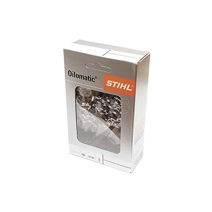 Stihl 3616 000 0050 Sägekette 3/8 Zoll, 1,3 mm 50 GL 35 cm Schwert Picco Super PS