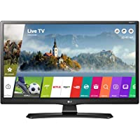 Smart TV LCD LED, LG, 24MT49S, 23.6, Preto