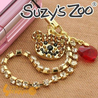 Jewelry strap cute Kirari [] Sujizu SuzysZoo (Buch / JS-SZ02) (japan import)