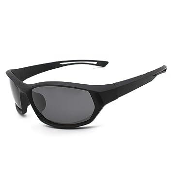 LATEC Gafas de Sol Deportivas, Gafas Ciclismo Polarizadas con Protección UV400 y TR90 Unbreakable Frame, para Hombres Mujeres al Aire Libre Deportes ...