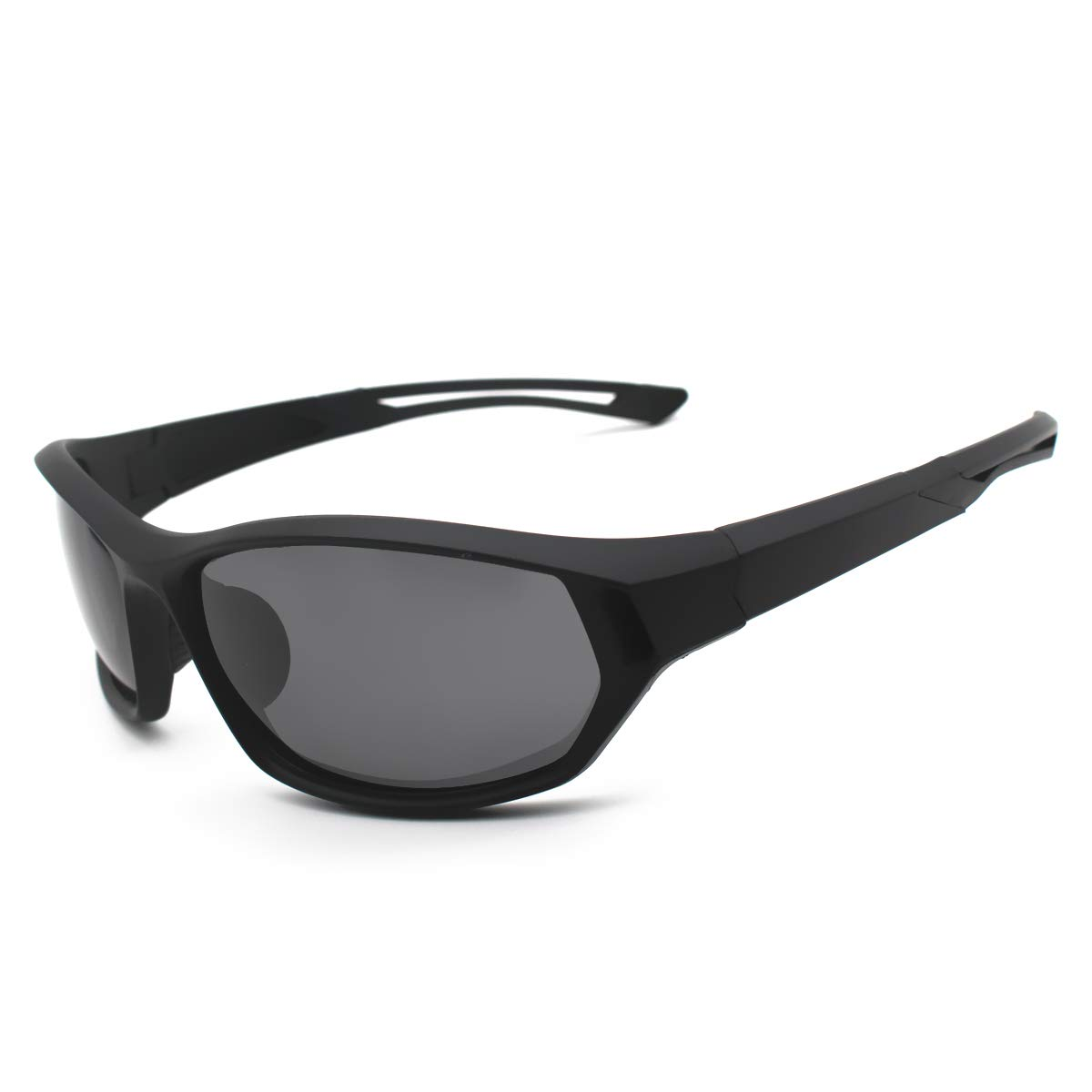 8c78b9b823 LATEC Gafas de Sol Deportivas, Gafas Ciclismo Polarizadas con Protección  UV400 y TR90 Unbreakable Frame, para Hombres Mujeres al Aire Libre Deportes  Pesca ...