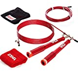 Best Weighted Jump Ropes - LOMA Premium Weighted Jump Rope - Speed Rope Review