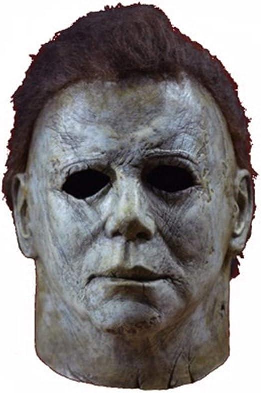 7°MR Mascara Purga Disfraz Máscara Horror Máscara de Cara Completa ...