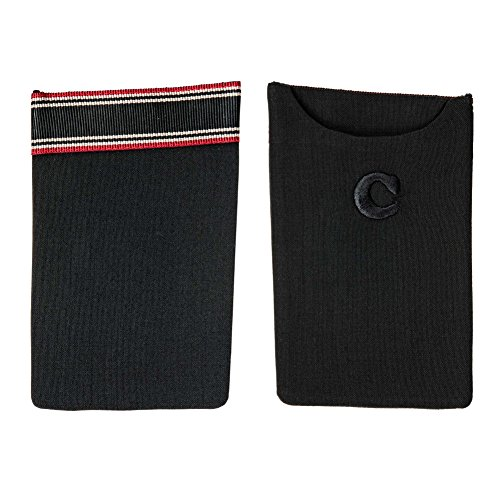 for the top adornment FOR case and Red THINGS ESSENTIAL jacket's THE pocket Card Black ESSENTIAL Sq0nYwF