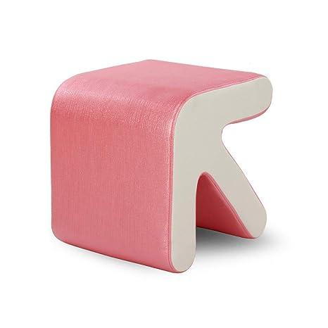 Awesome Amazon Com Lifex Artistic Style Leather Sofa Stool Arrow Bralicious Painted Fabric Chair Ideas Braliciousco