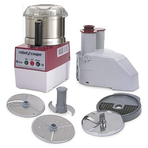 Robot Coupe R2CDICEULTRA Combination Electric Food Processor