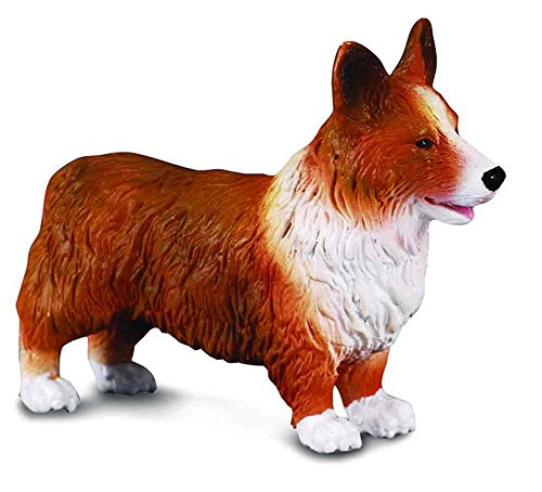 - Collecta Welsh Corgi