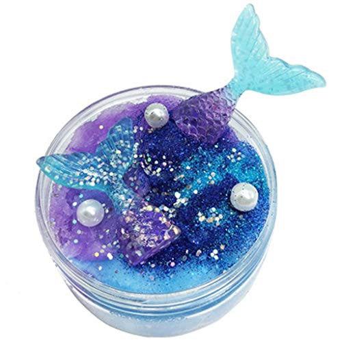 ud Puff Slime Putty Scented Stress Kids Clay Toy 80ml ()