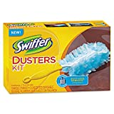 Swiffer PGC 40509 Duster Starter Kit, 6'' Handle (Pack of 6)
