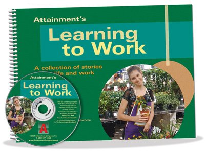 Download Learning to Work (Photo-illustrated stories showing people with disabilities in actual work settings) PDF