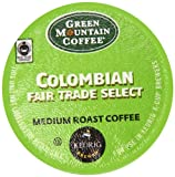 Kitchen & Housewares : Green Mountain Coffee Select K-Cup, Columbian, 12-Count
