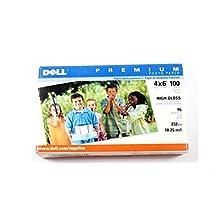 Dell Premium High Gloss 4x6 10.25mil 100 Sheets Photo Paper - DM132