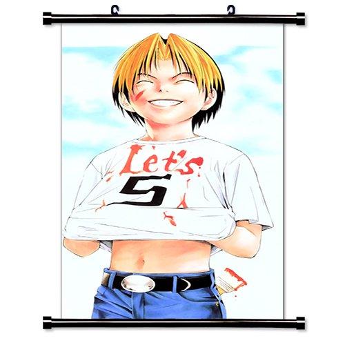 Hikaru No Go Poster - Hikaru No Go Anime Fabric Wall Scroll Poster (16